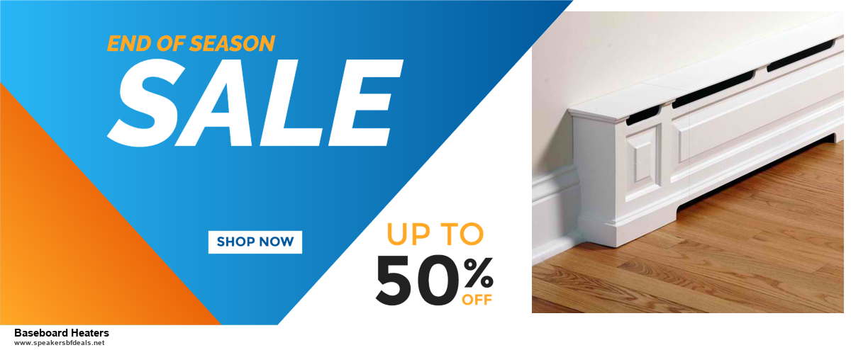 13 Exclusive Black Friday and Cyber Monday Baseboard Heaters Deals 2020