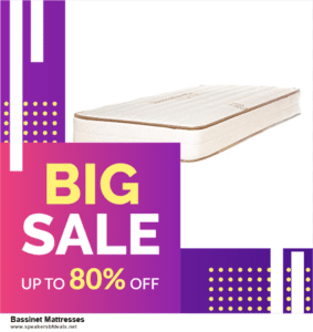Grab 10 Best Black Friday and Cyber Monday Bassinet Mattresses Deals & Sales