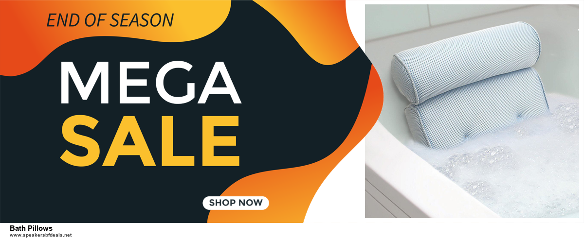 Top 5 Black Friday and Cyber Monday Bath Pillows Deals 2020 Buy Now