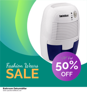 6 Best Bathroom Dehumidifier Black Friday 2020 and Cyber Monday Deals | Huge Discount