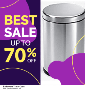 List of 6 Bathroom Trash Cans After Christmas DealsDeals [Extra 50% Discount]