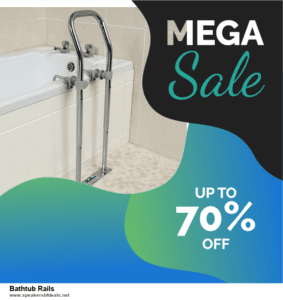 7 Best Bathtub Rails After Christmas Deals [Up to 30% Discount]