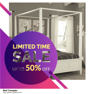 9 Best After Christmas Deals Bed Canopies Deals 2020 [Up to 40% OFF]