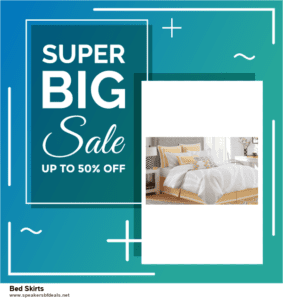 10 Best Bed Skirts After Christmas Deals Discount Coupons