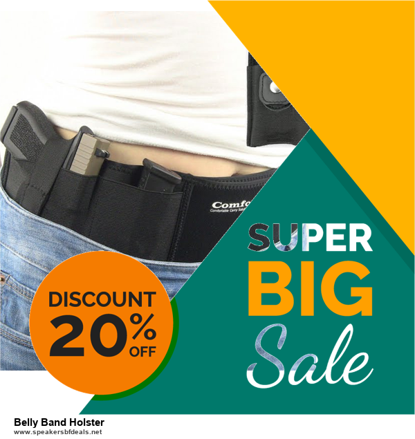 13 Exclusive Black Friday and Cyber Monday Belly Band Holster Deals 2020