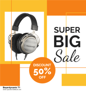 9 Best After Christmas Deals Beyerdynamic T1 Deals 2020 [Up to 40% OFF]