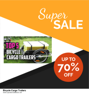 10 Best Bicycle Cargo Trailers Black Friday 2020 and Cyber Monday Deals Discount Coupons