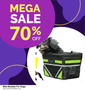 10 Best Bike Baskets For Dogs After Christmas Deals Discount Coupons