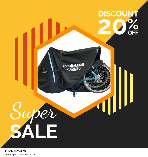 7 Best Bike Covers Black Friday 2020 and Cyber Monday Deals [Up to 30% Discount]