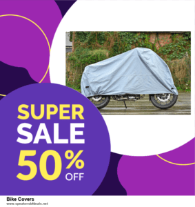 7 Best Bike Covers After Christmas Deals [Up to 30% Discount]