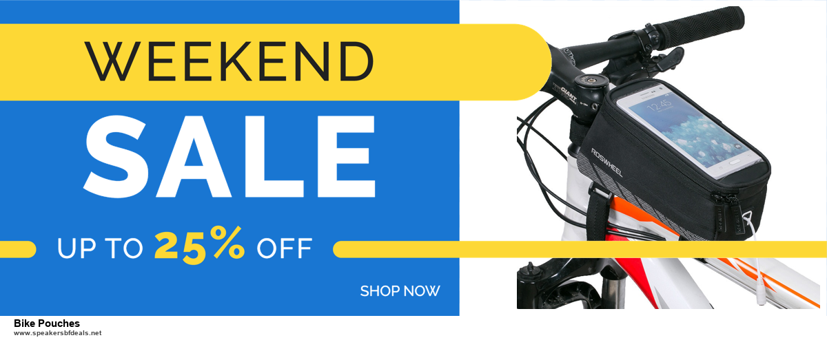 13 Best Black Friday and Cyber Monday 2020 Bike Pouches Deals [Up to 50% OFF]
