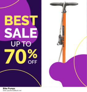 9 Best Black Friday and Cyber Monday Bike Pumps Deals 2020 [Up to 40% OFF]