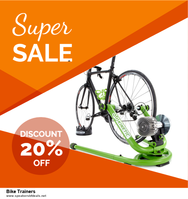13 Exclusive Black Friday and Cyber Monday Bike Trainers Deals 2020