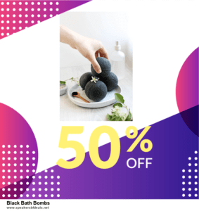 9 Best After Christmas Deals Black Bath Bombs Deals 2020 [Up to 40% OFF]