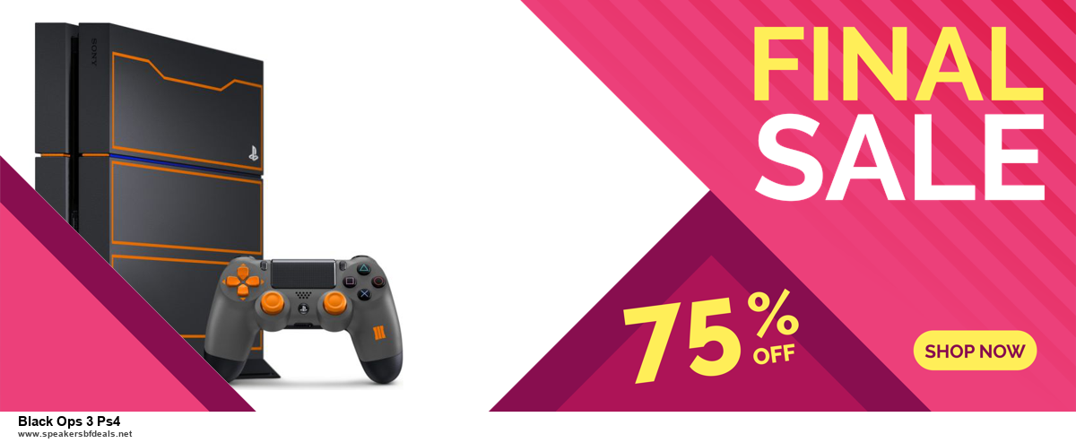 7 Best Black Ops 3 Ps4 Black Friday 2020 and Cyber Monday Deals [Up to 30% Discount]