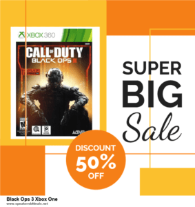 5 Best Black Ops 3 Xbox One After Christmas Deals & Sales