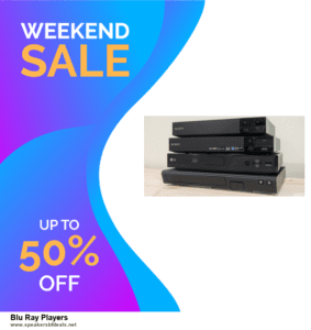 Top 5 After Christmas Deals Blu Ray Players Deals [Grab Now]