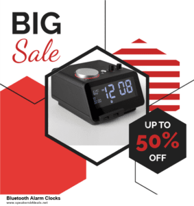 13 Exclusive Black Friday and Cyber Monday Bluetooth Alarm Clocks Deals 2020