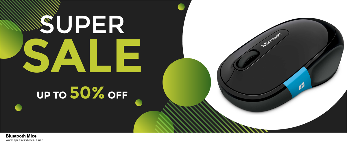 10 Best Bluetooth Mice Black Friday 2020 and Cyber Monday Deals Discount Coupons