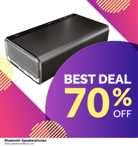 6 Best Bluetooth Speakerphones Black Friday 2020 and Cyber Monday Deals | Huge Discount
