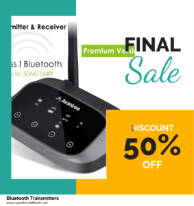 5 Best Bluetooth Transmitters After Christmas Deals & Sales
