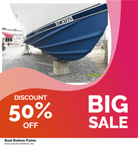 13 Best After Christmas Deals 2020 Boat Bottom Paints Deals [Up to 50% OFF]