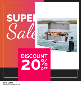 Top 10 Boat Grills After Christmas Deals