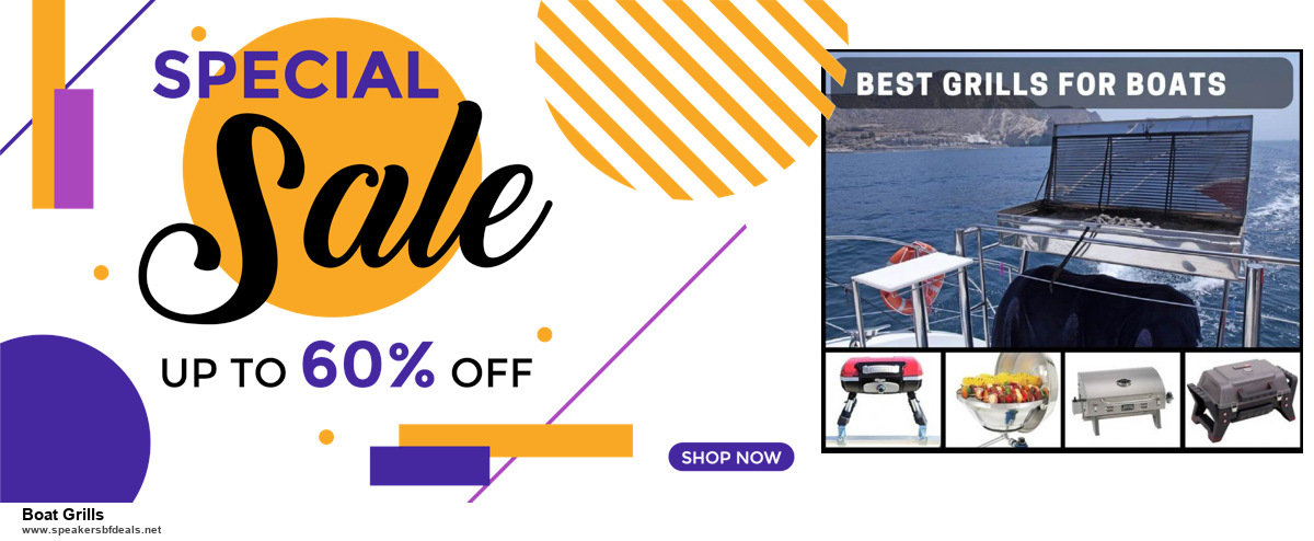 Top 10 Boat Grills Black Friday 2020 and Cyber Monday Deals