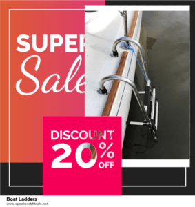 7 Best Boat Ladders After Christmas Deals [Up to 30% Discount]