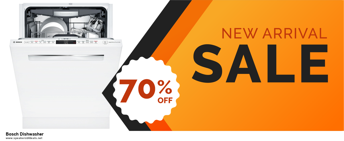 Top 5 Black Friday 2020 and Cyber Monday Bosch Dishwasher Deals [Grab Now]