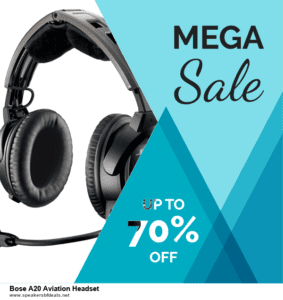 Top 11 Black Friday and Cyber Monday Bose A20 Aviation Headset 2020 Deals Massive Discount