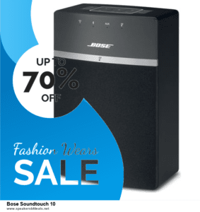 Top 5 After Christmas Deals Bose Soundtouch 10 Deals [Grab Now]