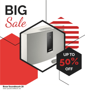 Top 5 Black Friday 2020 and Cyber Monday Bose Soundtouch 20 Deals [Grab Now]