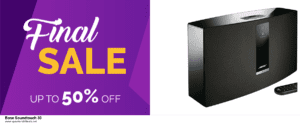 10 Best Black Friday 2020 and Cyber Monday Bose Soundtouch 30 Deals | 40% OFF