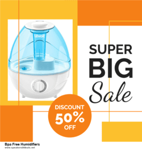 Grab 10 Best After Christmas Deals Bpa Free Humidifiers Deals & Sales