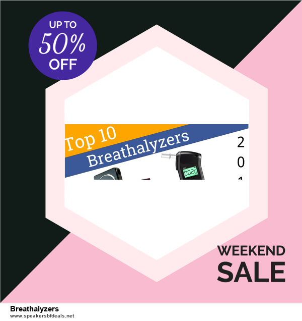 6 Best Breathalyzers Black Friday 2020 and Cyber Monday Deals | Huge Discount
