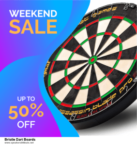 7 Best Bristle Dart Boards After Christmas Deals [Up to 30% Discount]
