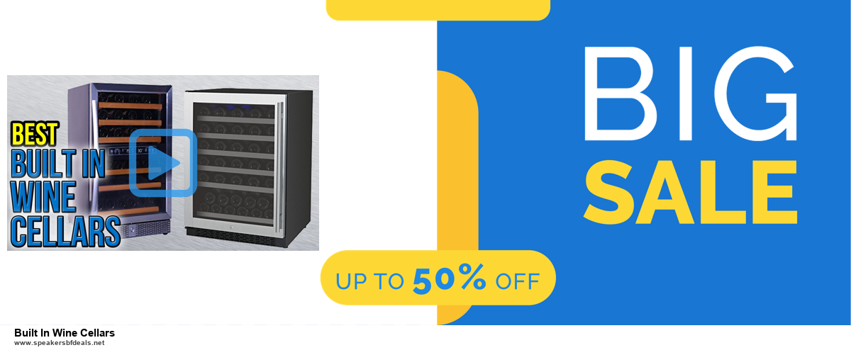 13 Best Black Friday and Cyber Monday 2020 Built In Wine Cellars Deals [Up to 50% OFF]