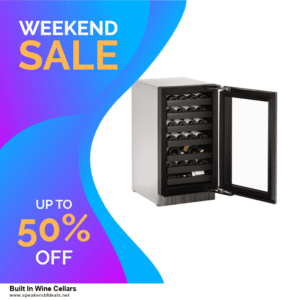 13 Best After Christmas Deals 2020 Built In Wine Cellars Deals [Up to 50% OFF]