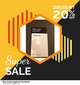 Top 11 Black Friday and Cyber Monday Buy Cards Against Humanity 2020 Deals Massive Discount