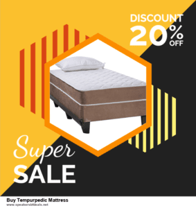 10 Best Buy Tempurpedic Mattress Black Friday 2020 and Cyber Monday Deals Discount Coupons