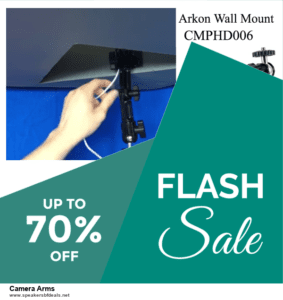 13 Exclusive Black Friday and Cyber Monday Camera Arms Deals 2020