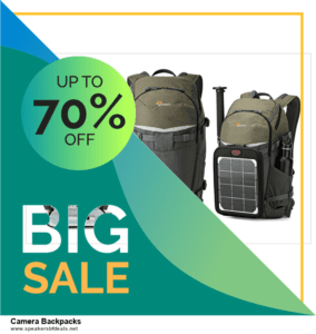 6 Best Camera Backpacks Black Friday 2020 and Cyber Monday Deals | Huge Discount