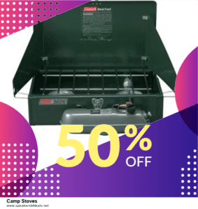 List of 6 Camp Stoves After Christmas DealsDeals [Extra 50% Discount]