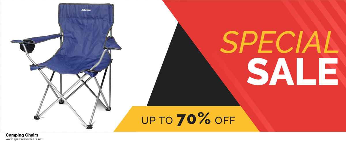 13 Exclusive Black Friday and Cyber Monday Camping Chairs Deals 2020