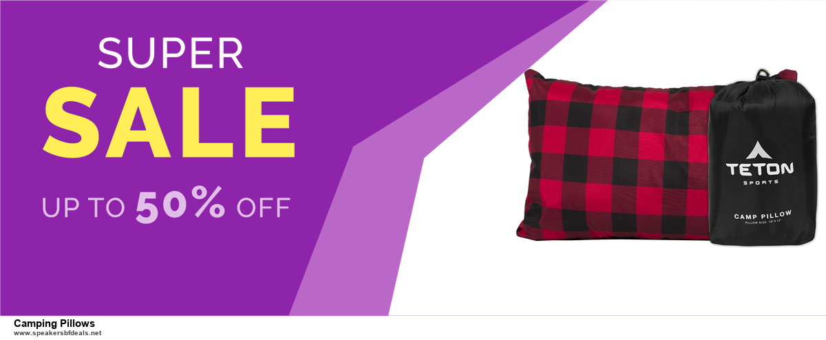 Top 5 Black Friday and Cyber Monday Camping Pillows Deals 2020 Buy Now