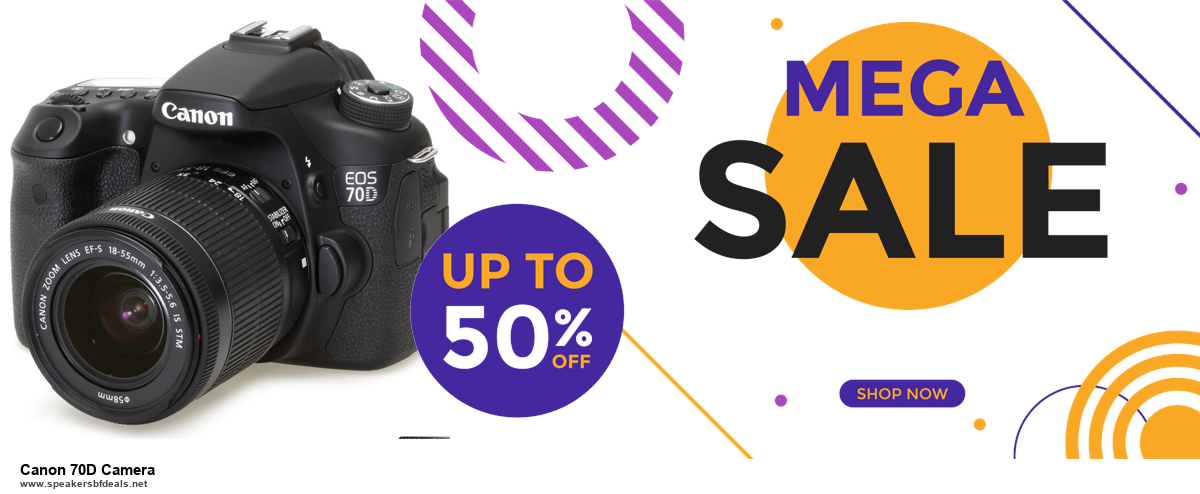 Top 5 Black Friday 2020 and Cyber Monday Canon 70D Camera Deals [Grab Now]