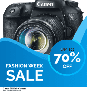 10 Best Canon 7D Dslr Camera After Christmas Deals Discount Coupons