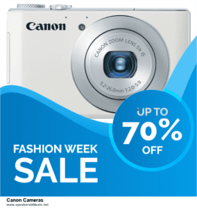 Grab 10 Best Black Friday and Cyber Monday Canon Cameras Deals & Sales