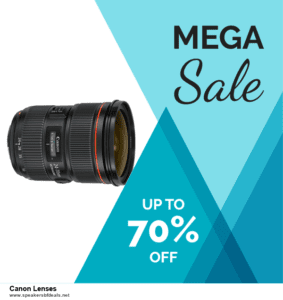13 Best After Christmas Deals 2020 Canon Lenses Deals [Up to 50% OFF]